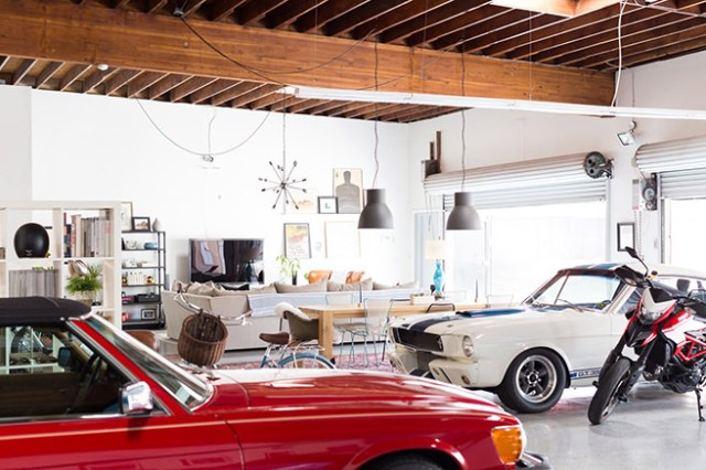 California garage conversion