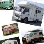 Wednesday Wish: Vintage camper van