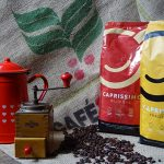 Caprissimo Coffee is full of beans!