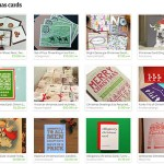 Etsy List: Christmas cards