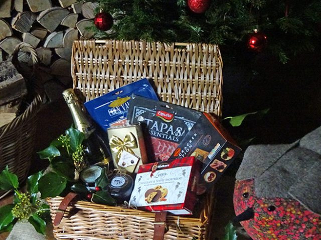 The Grand Hamper from Clearwater Hampers | H is for Home