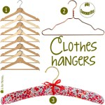 Price Points: Clothes hangers