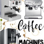 Price Points: Coffee machines