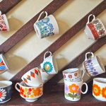 Creative Collections: Vintage cups