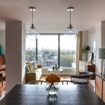 Get their Look: Eclectic high-rise city apartment