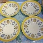 Charity Vintage: Egersund bowls