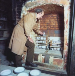 George Cook, founder of Ambleside Pottery
