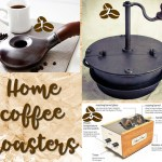 Price Points: Home coffee roasters