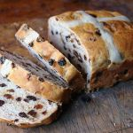 Cakes & Bakes: Hot cross loaf