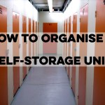 How to organise a self-storage unit