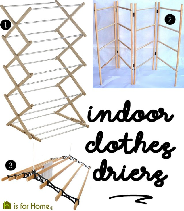 Indoor clothes driers | H is for Home