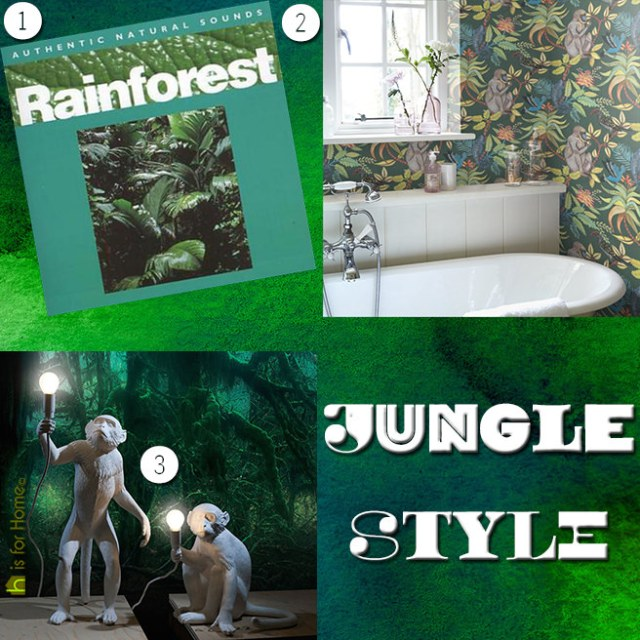 Jungle style interior ideas | H is for Home