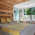 Get their look: Log cabin-inspired bedroom