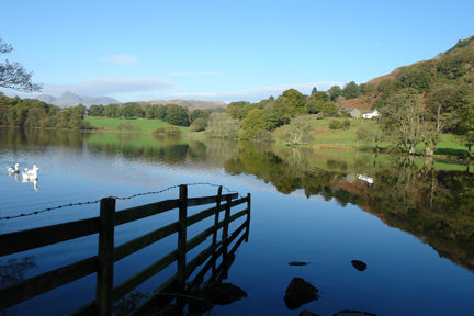 Loughrigg Tarn, Langdale, Lake District | H is for Home