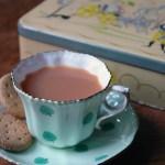 Cup of tea, Mr Darcy?