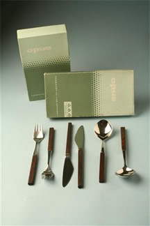 vintage Lundtofte 'Opus' cutlery set | H is for Home