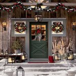 Dressing your windows for Christmas
