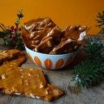 Cakes & Bakes: Peanut brittle