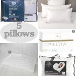 Gimme Five! Pillows