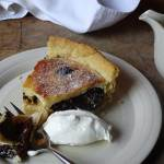 Cakes & Bakes: Prune and almond tart with Armagnac