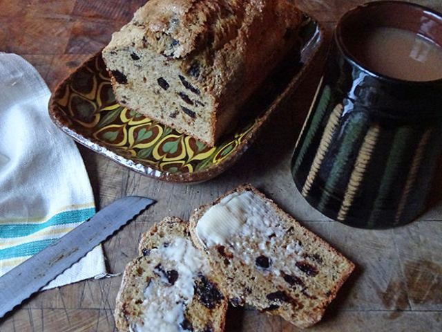 Home-made prune tea loaf | H is for Home #recipe #prunes #tealoaf #fruitloaf #loafcake #baking