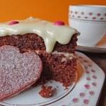 Cakes & Bakes: Red velvet cake