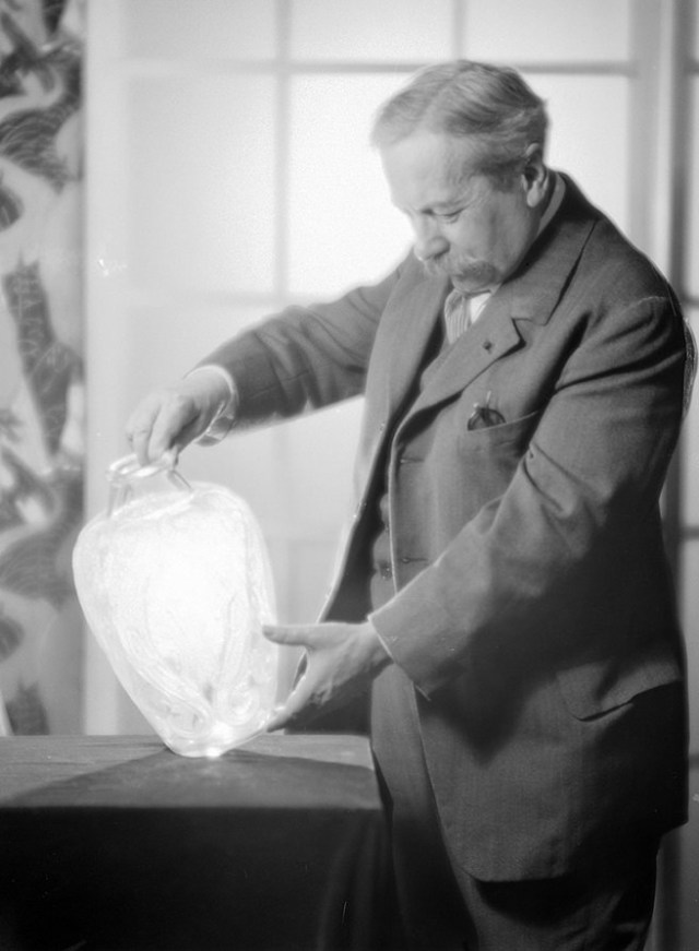 Portrait of René Lalique