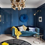 Get their look: Shades of blue sitting room