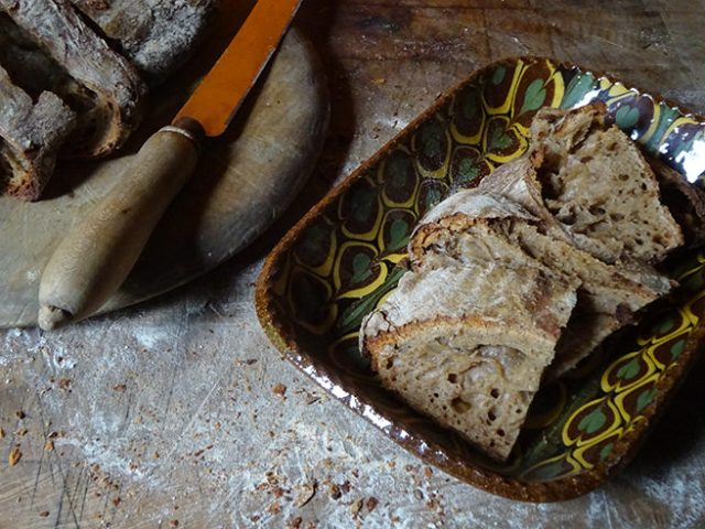 Home-made sourdough beer loaf | H is for Home #sourdough #realbread #recipe
