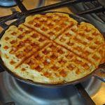 Cakes & Bakes: Sourdough waffles