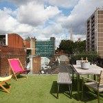 Get their look: Urban roof terrace