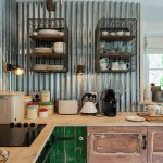 Get their Look: Vintage industrial kitchen