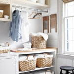 Get their look: Vintage laundry room
