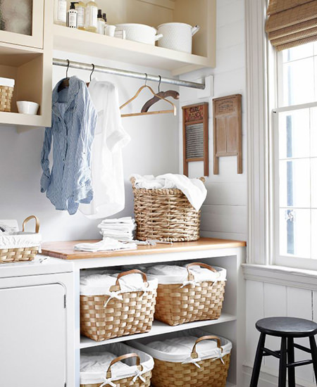 Vintage Laundry Room Pictures Get Their Look Vintage Laundry Room  H Is For Home Harbinger