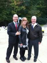 Dad, Aunt Crystal & Uncle Doug.