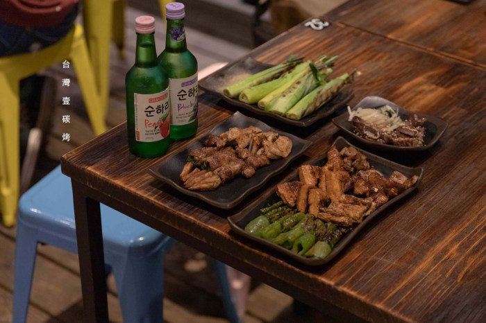 新竹美食 台灣壹碳烤 本土功夫純炭火燒烤,有專屬飛鏢機台的居酒食堂,新竹碳烤/串燒/居酒屋/飛鏢/燒烤。