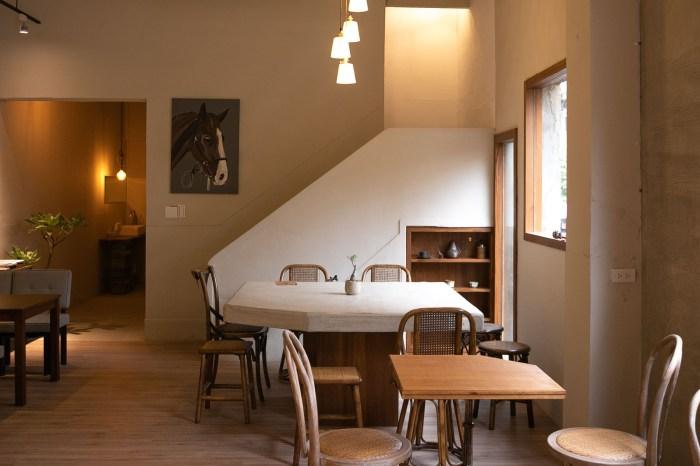 新竹咖啡廳 23 Coffee Roasters 貳参咖啡 感受大地色柔和的美。