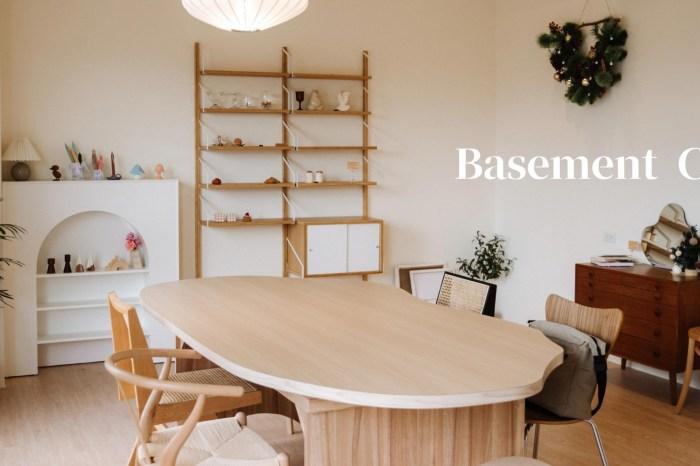 新竹美食 Basement Cafe 來韓系咖啡廳當一日韓國小姐姐。