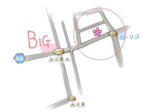 ピーニャ 地図1