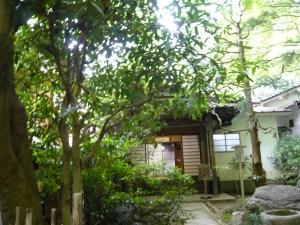 長楽寺 庭園