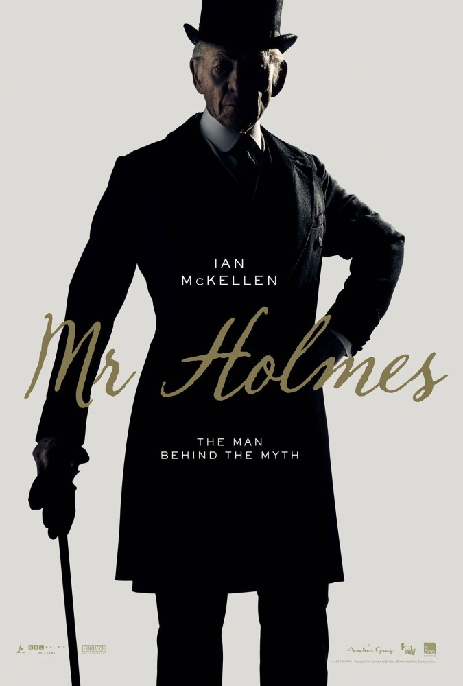 Review: Mr. Holmes (2015)