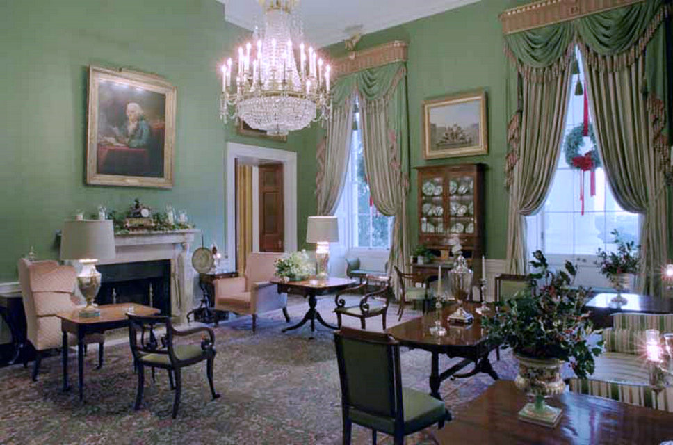 The White House Virtual Tour State Floor