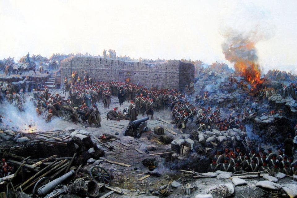 Pintura panorámica – HiSoUR Arte Cultura Historia