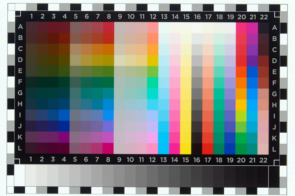 Color Chart Hisour Hi So You Are
