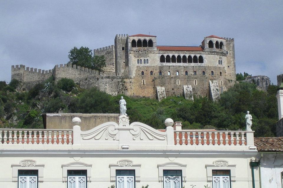 Châteaux Au Portugal