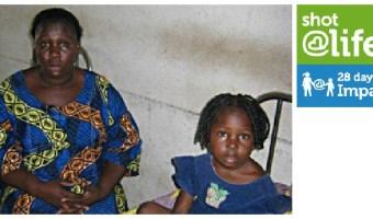 28 días de impacto: 2 madres en 2 continentes y la importancia de las vacunas