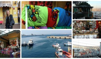 Valparaíso, Chile: un puerto lleno de colores