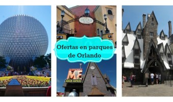 Ofertas y comidas gratis al visitar parques de Orlando