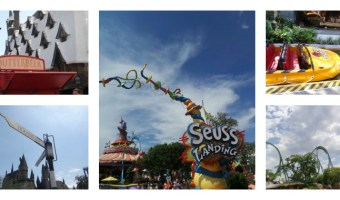Islands of Adventure en Universal Orlando Resort