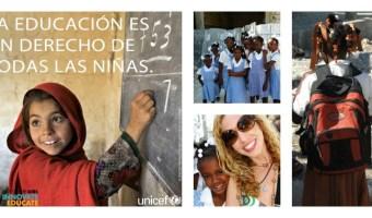 Mi anhelo: más educación para las niñas del mundo